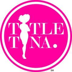 "Logo Design for Tina Brown aka ""Title Tina"", designed by Moksha Media - Daymond E. Media Logo, Best Logo Design, Cool Logo, Web Development, Branding, Logos, Brown, Brand Management, Best Logo"