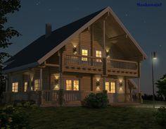 Honkamajat / Houses 150-200 m2