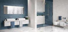 Kreatívne kúpeľňové štúdio - Obklady, dlažby, kúpeľne / BENEVA Wall And Floor Tiles, Wall Tiles, White Bodies, Cladding, Stoneware, Minimalism, Porcelain, Flooring, Contemporary