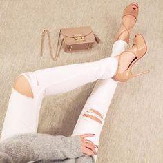 Ballet Dance, Dance Shoes, Stuart Weitzman, Christian Louboutin, Slippers, Lily, Beige, Sandals, Heels