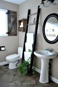 DIFERENTES USOS DE UNA ESCALERA   Decorar tu casa es facilisimo.com