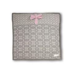 Lovely+Knit+Tyynynpäällinen+50x50,+Harmaa,+Odd+Molly+Home