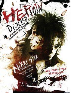 The Heroin Diaries - Nikki Sixx | Music |381526707: The Heroin Diaries - Nikki Sixx | Music |381526707 #Music