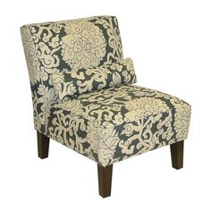 I pinned this Athens Accent Chair from the Best of DIY Curators event at Joss and Main!