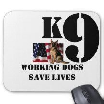 K9 Working Dogs Save Lives