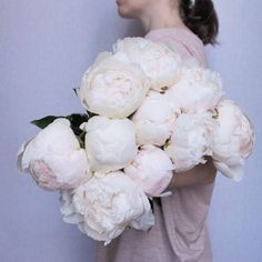 ...the Biggest Peonies I've Ever Seen... I Need Them