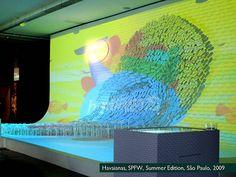 Havaianas SPFW 2009, Criacittá