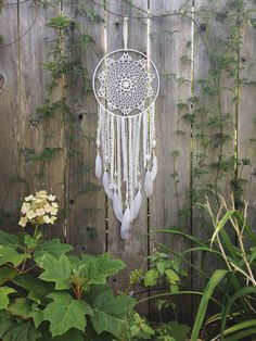 Hey, I found this really awesome Etsy listing at https://www.etsy.com/listing/222177722/custom-doily-dreamcatcher-large-dream