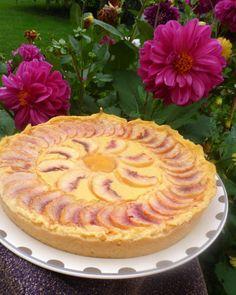 Moelleux fruité au cidre - Chez Vanda Dessert Ww, Ww Desserts, Dessert Recipes, Chez Vanda, Apple Pie, Biscuits, Sweet Tooth, Muffins, Deserts