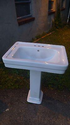 Barclay Sussex Pedestal Sink