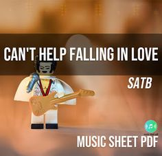Can't Help Falling in Love SATB Music Sheet PDF File Source by in love with you Source by CClaireWalterShopStyle in love with you Rhymes With You, Film Blue, Uk Charts, Cant Help Falling In Love, Bob Dylan, American Singers, Pop Group, Reggae, Musica