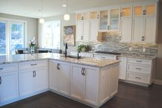 Swan Creek Cabinet Company brings your vision to reality in the kitchen,and every room of your home. Assisting clients for over 25