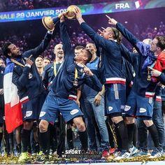 Le Trophée de Champions du Monde  #Handball2017