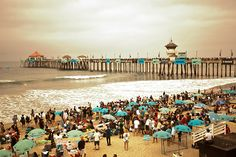 2012 U.S. Open of Surfing - Scenes from Huntington Beach • Selectism
