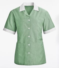 d42509dc052 Red Kap Single Breasted Housekeeping Pincord Tunics at wholesale Prices. We  carry a wide selection of Red Kap Housekeeping Smocks.