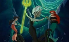Ursula Morgonna the little mermaid - - Yahoo Image Search Results