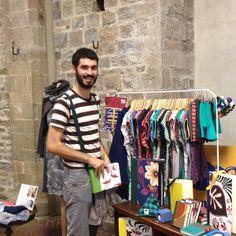 #Legatoria e #abbigliamento all'Atelier Giulia Materia
