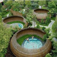 Perfect place for your honeymoon PLACE: Dusit Devarana Hot Springs & Spa Conghu… – All Pictures Honeymoon Places, Vacation Places, Dream Vacations, Places To Travel, Places To Go, Travel Destinations, Landscape Design, Garden Design, Health Retreat