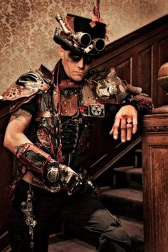The Steampunk Empire is a social network Chat Steampunk, Moda Steampunk, Cosplay Steampunk, Steampunk Airship, Steampunk Pirate, Style Steampunk, Steampunk Design, Gothic Steampunk, Steampunk Clothing