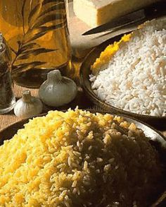 How To Cook Rice, Rice Recipes, Risotto, Tapas, Side Dishes, Health Fitness, Grains, Homemade, Cooking