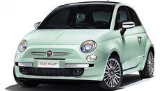 Fiat 500, my car