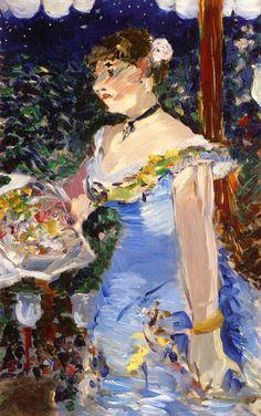 Édouard Manet (1832-1883) - Café-Concert Singer, 1879