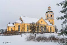 Kirkko - Leppävirta Grave Monuments, Graveyards, Finland, Cabin, Mansions, Architecture, House Styles, Arquitetura, Manor Houses