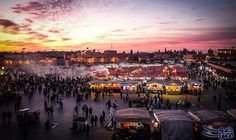 مراكش أهم مدن السياحة في المغرب وتمتاز بطبيعتها الخلابة: تعتبر مراكش، عاصمة الإمبراطورية الأندلسية، من أبرز مدن السياحة في المغرب، حيث…