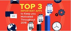 While it takes time to develop such strategies, you can recommend these motivational apps that will certainly maintain high productivity levels all year. Business Marketing, Productivity, Motivational, Apps, App, Appliques