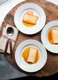 How to make the classic French pastry, Creme Caramel or Flan