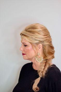 Hair Salon Santa Clarita California — Veil Of Grace Boho Hairstyles For Long Hair, Curls For Long Hair, Bohemian Hairstyles, Long Hair Cuts, Braided Hairstyles, Bohemian Braids, Blonde Highlights On Dark Hair, Ash Blonde Hair, Medium Hair Styles