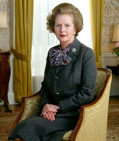 "Margaret Thatcher - Known as the Iron Lady, Margaret Thatcher was the first-ever female Prime Minister of the United Kingdom. She held the post from 1979 to 1990, during which time she worked closely with President Ronald Reagan. Named one of the 100 Most Important People of the 20th Century.  she died of a stroke on April 8 at age 87. ""The Queen was sad to hear the news of the Baroness Thatcher,"""