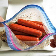 Dog Recipes, Grilling Recipes, Beef Recipes, Cooking Recipes, Sausage Recipes, Cajun Cooking, Easy Cooking, Hot Dogs, Recipes