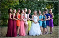 Colorful wedding <3