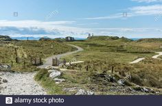 Wales Uk, North Wales, Anglesey, Lighthouse, Stock Photos, Island, Mountains, Illustration, Travel
