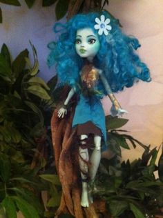 This is Taimi, a dryad.