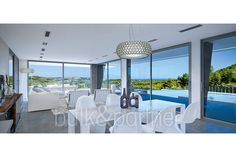 Modern luxury villa with sea views for sale in Jávea - ID 5500632 - Real estate is our passion... www.bulk-partner.com
