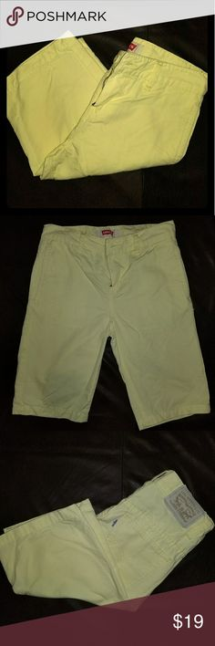 LEVI'S boy shorts Levi's boy shorts in great condition, Size 10 regular, No stains no tears Look like new Levi's Other
