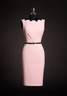 A dress Jackie O. would be proud of. Freakin adorable, and sexy at the same time
