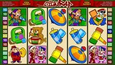#Microgaming has released a very interesting video #slot machine game called #GiftRap. It's a coin-based game with 5 reels and 25 pay-lines. You will have some of the #best chances to win big bonuses in this exciting online game.  You can use the five #spinning reels to form winning combinations in this game.