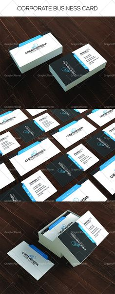Corporate Business Card on Behance Business Card Psd, Corporate Business, Psd Templates, Cards Against Humanity, Behance