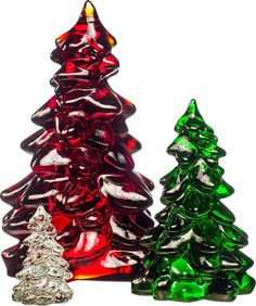 Mosser glass trees