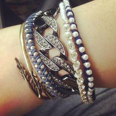 #DIY Jewelry Design Starter Set by @Darby Casey Smart @anne weil | flax & twine