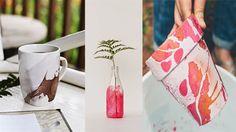 Watercolour ceramics | OverSixty