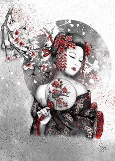 cherrytree geisha sakura