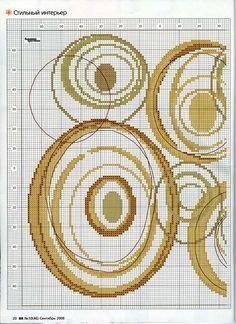 cross-stitch patterns for cushion 2