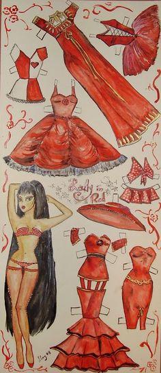 paper dolls - Liivi Laas - Álbumes web de Picasa