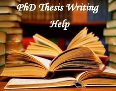 Phd/M.Tech Thesis Writing and Paper Publishing Services in Chandigarh