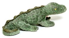 Swampy - alligator - Ty Beanie Baby