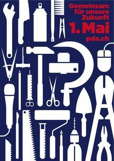 Rene Wanner's Poster Page / Posters for May 1, International Workers Day